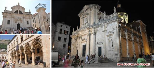 Gran Parte de los puntos de interés de Dubrovnik se encuentran muy cerca unos de otros lo que permite visitar lo imprescindible de Dubrovnik a pié.