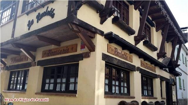 El Restaurante suizo la Petit Raclette se encuentra en la Sierra de Madrid