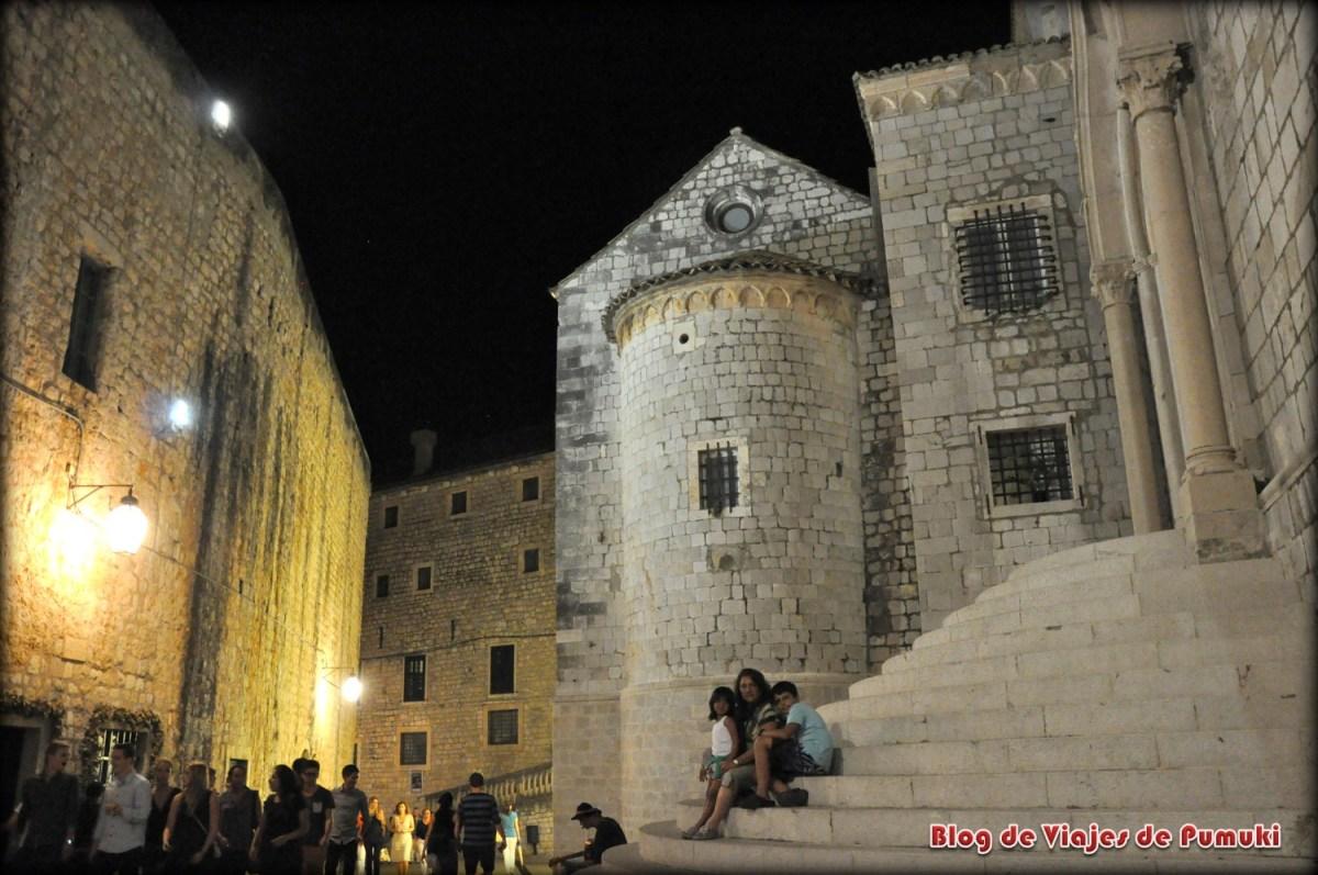Monasterio de los Dominicos de Dubrovnik