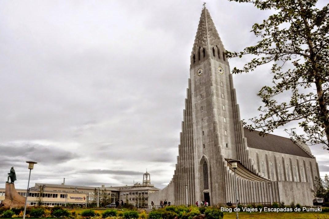 Catedral de Reikiavik