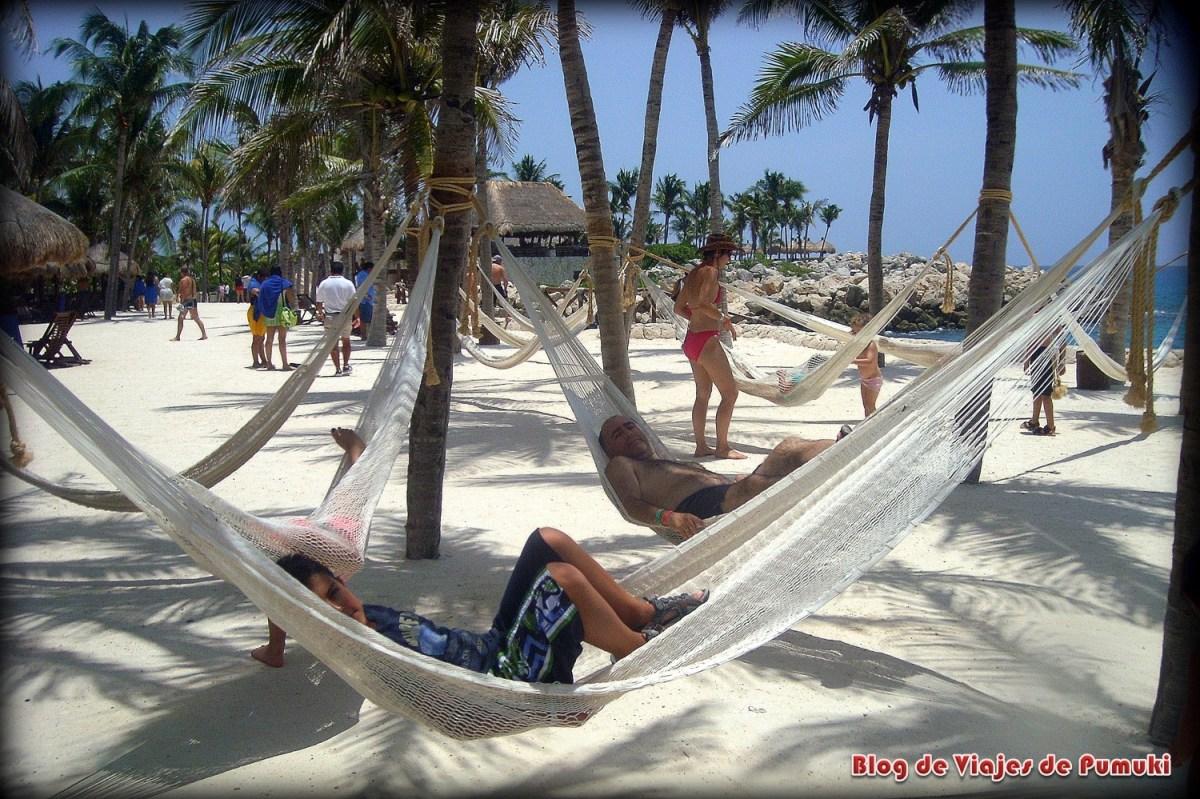Parque Acuático Xcaret. En la Riviera Maya hay que ver al menos uno de sus parques acuáticos