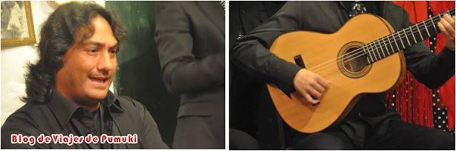 Cante flamenco y Guitarra