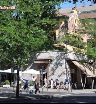 Restaurante asturiano Casa Mingo en Madrid