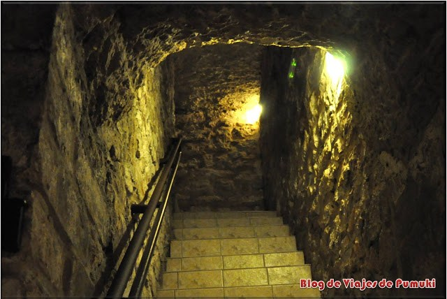 El Laberinto del Castillo de Buda en Budapest esconde algunas sorpresas