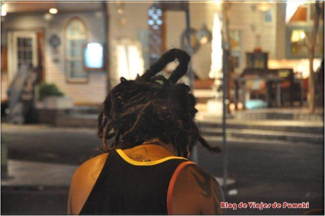Rastas en Bocas del Toro, Blog de viajes, Panamá