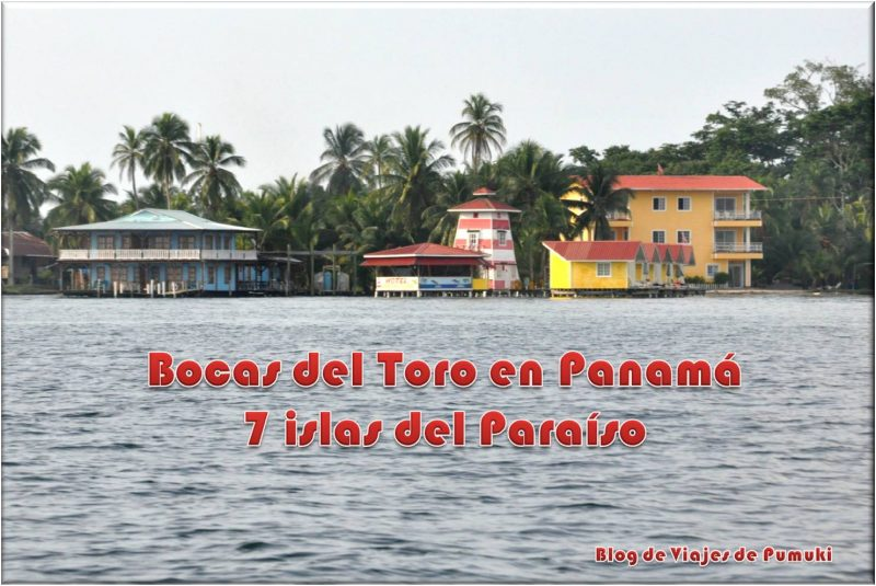 Archipiélago de Bocas del Toro