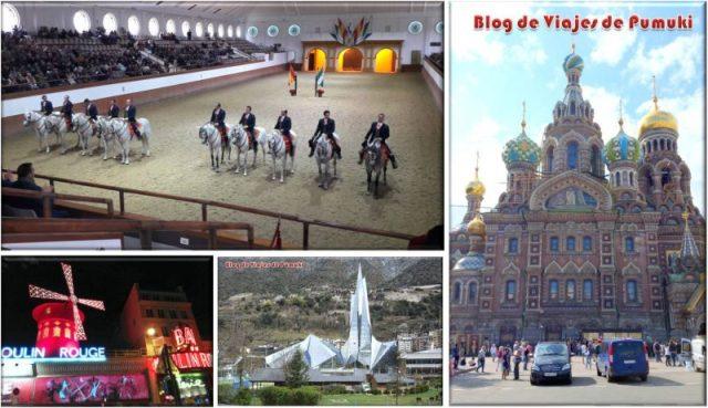 Resumen Viajes realizados durante el año 2017