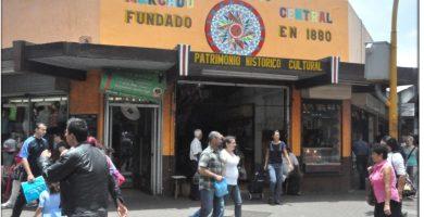 Mercado Central de San Jose de Costa Rica