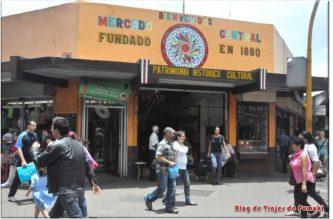 El Mercado Central de San José de Costa Rica