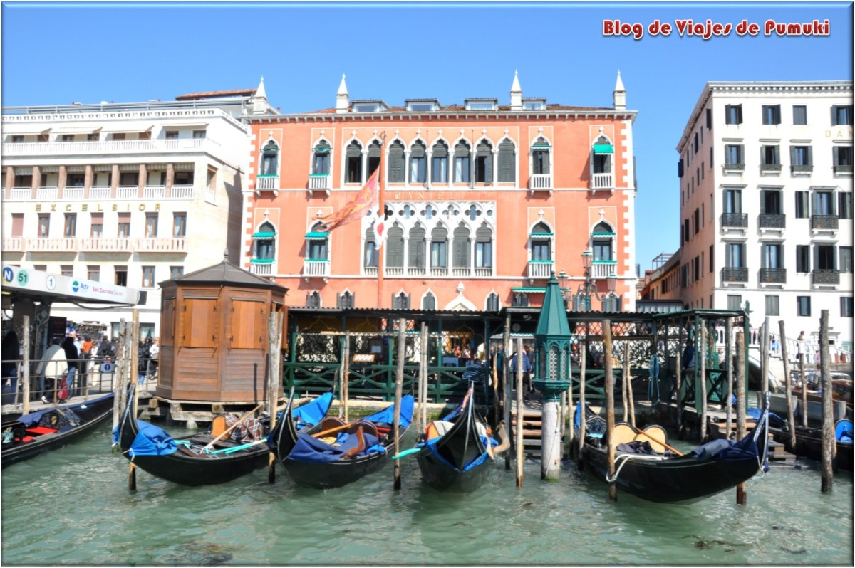 Hotel Danieli en Venecia