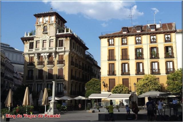 Plaza de Ramales, Madrid