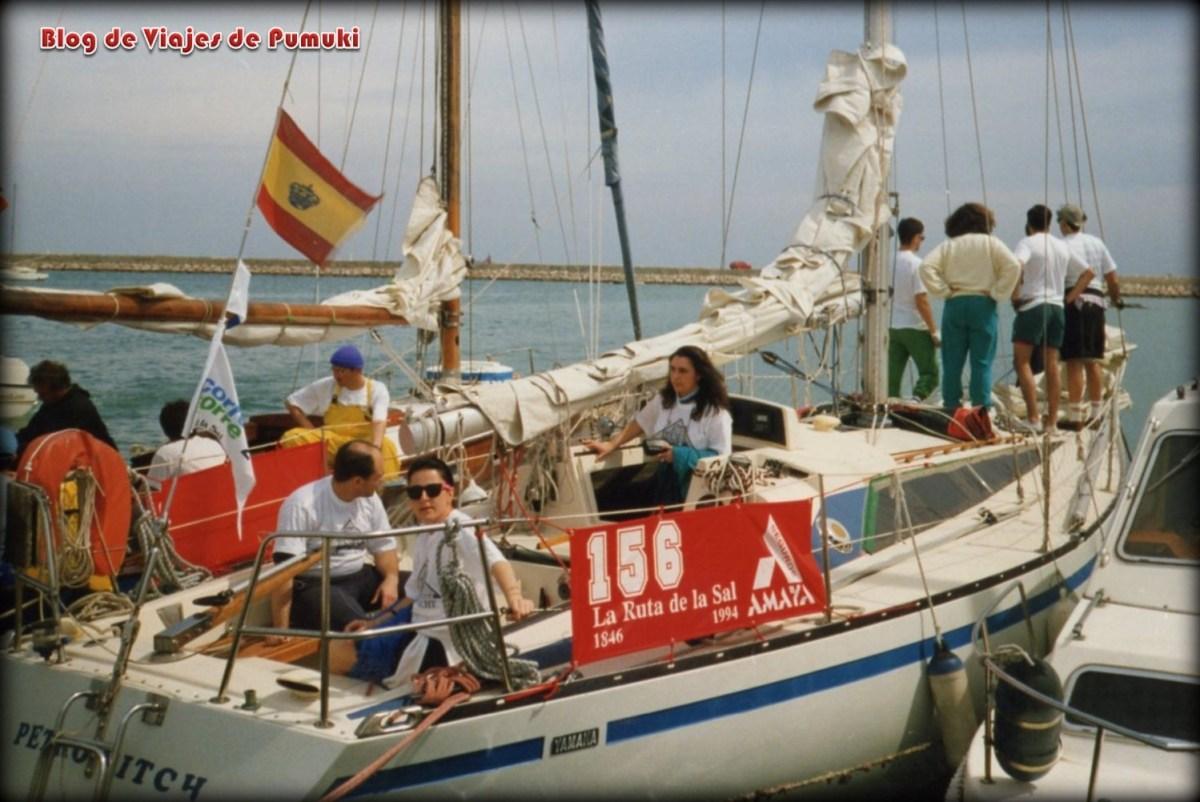 barco privado en tiempos de coronavirus