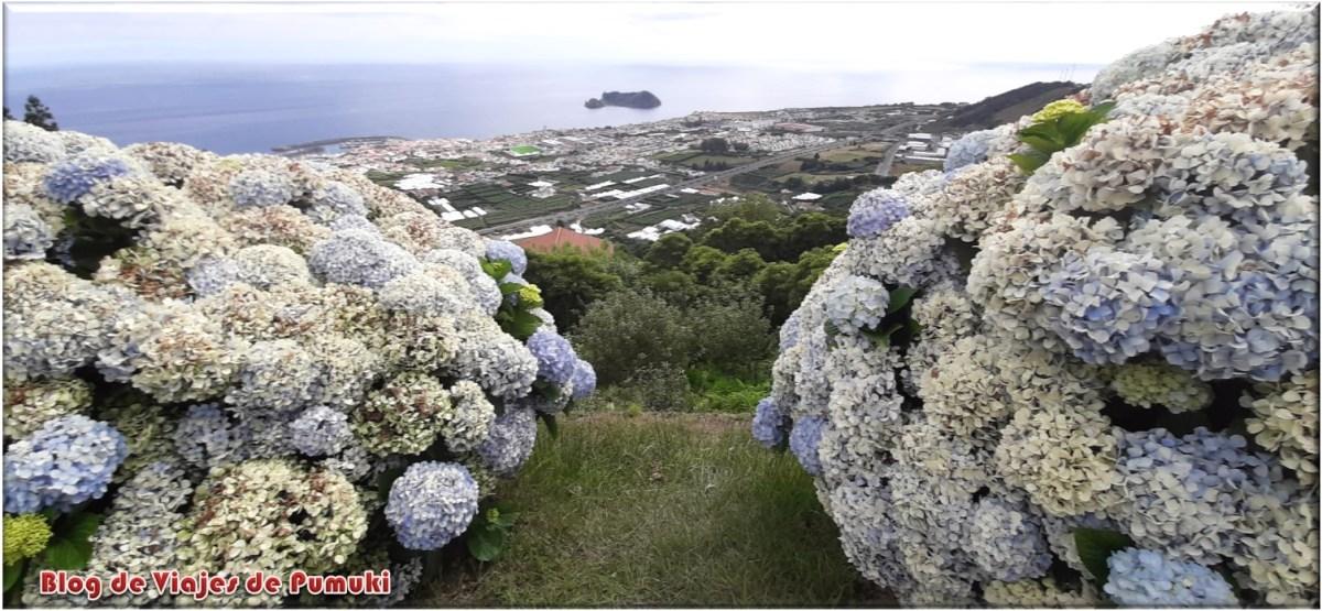 Islote de Vila Franca do Campo en San Miguel, Azoresl