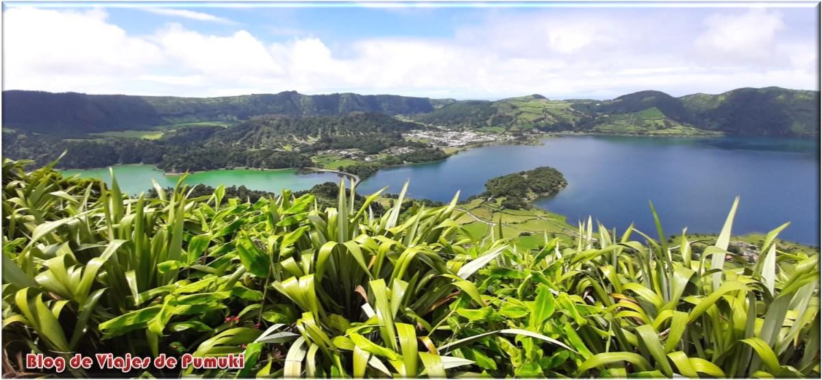 Lago de Sete Cidades, Azores