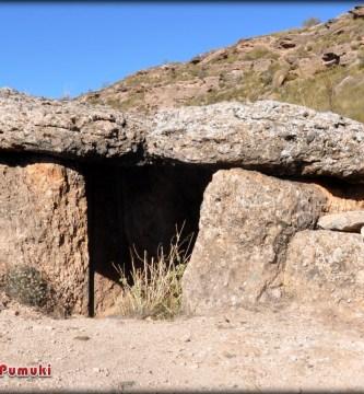 dolmen 134 de Gorafe