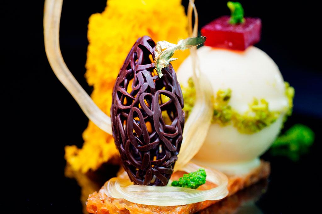 Monpla, arte en dulces y postres