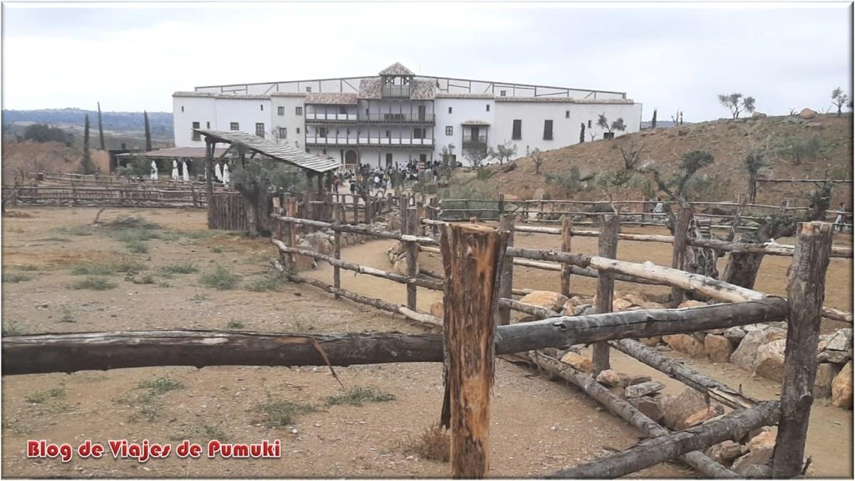 Espectáculo A Pluma y Espada en Puy du Fou Toledo