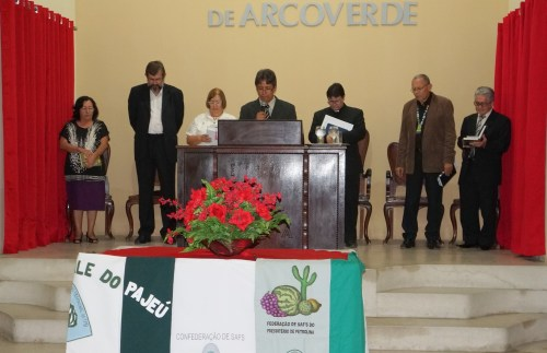 Culto de abertura do Congresso Unificado do Sínodo de Garanhuns