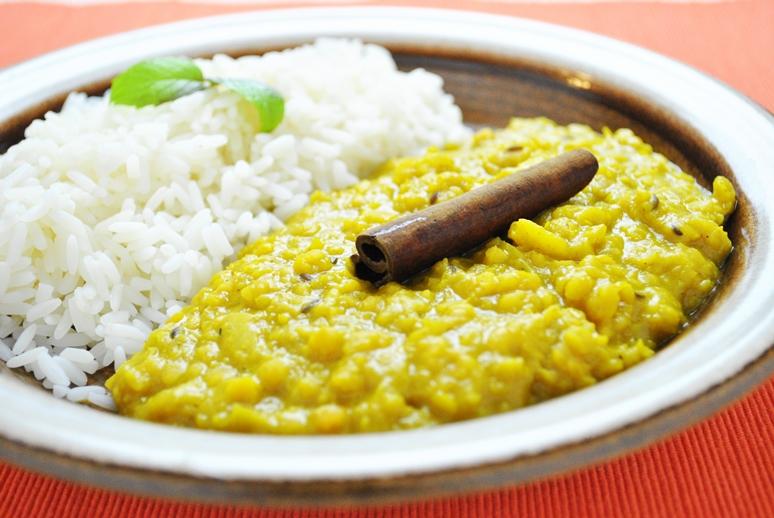Dhal, czyli potrawka po indyjsku