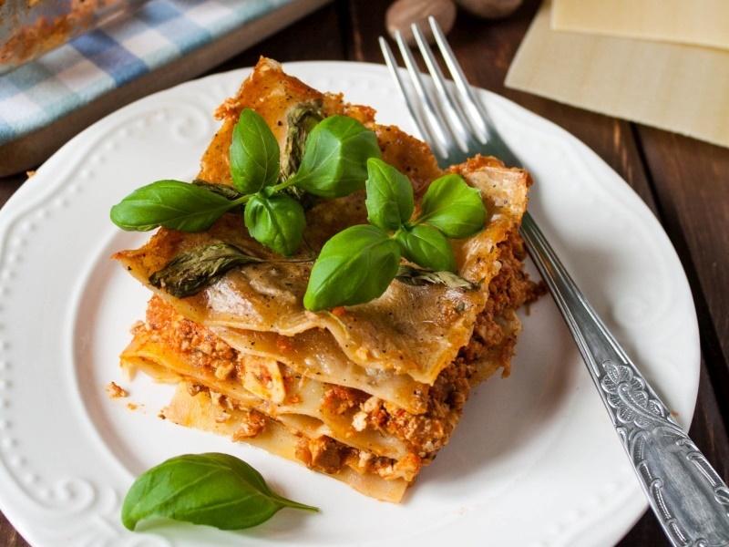 Lasagne A La Bolognese Blog Diany
