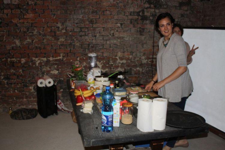 Veganmania i moje pierwsze warsztaty kulinarne