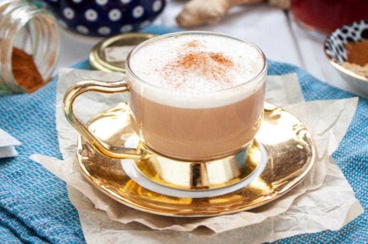 Idealne chai latte