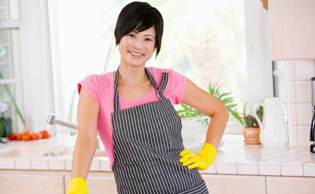 Porquê é importante a limpeza na cozinha