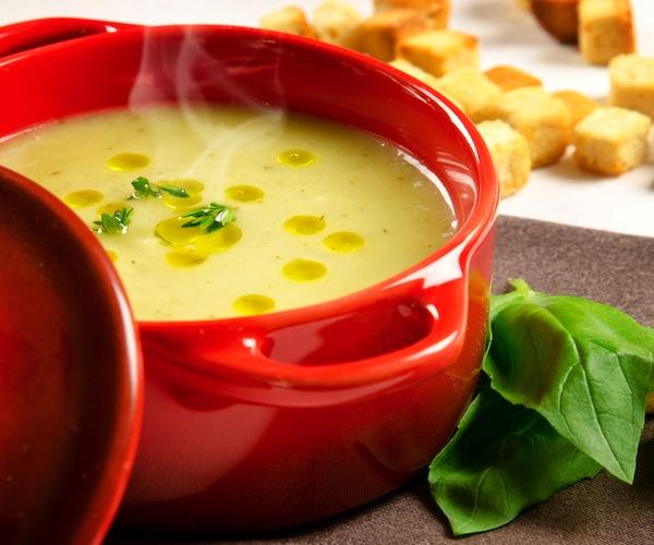 Sopa Creme de Abobrinha