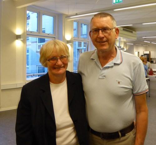 Inga og Henning Pedersen