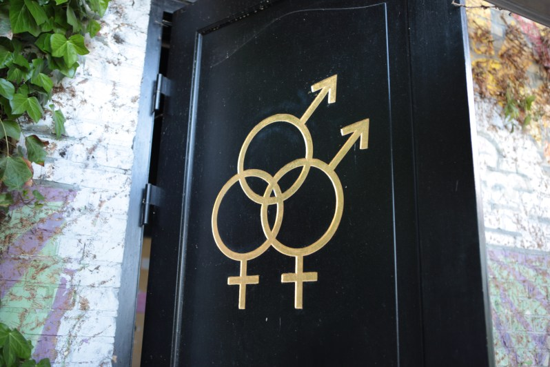 kønsdiversitet på dis kønstegn