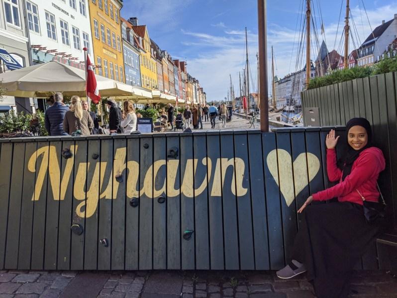 Kiki i Nyhavn, København