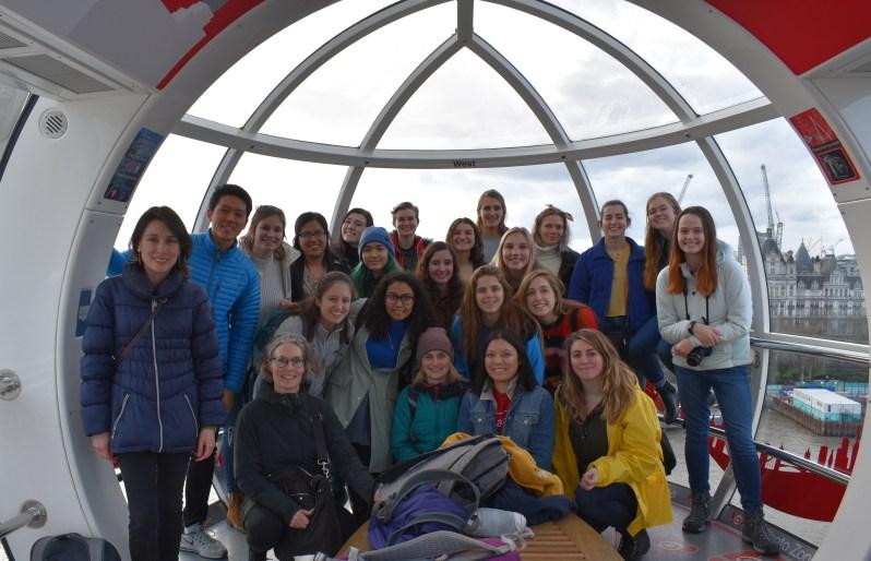 Translational Medicine Class London Eye