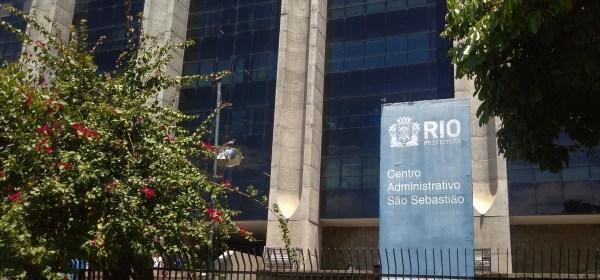 Sede administrativa da prefeitura do Rio