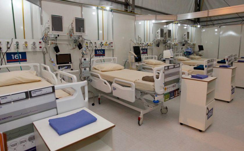 Hospital de campanha do Maracanã: Iabas teria pagado por respiradores a academia de ginástica