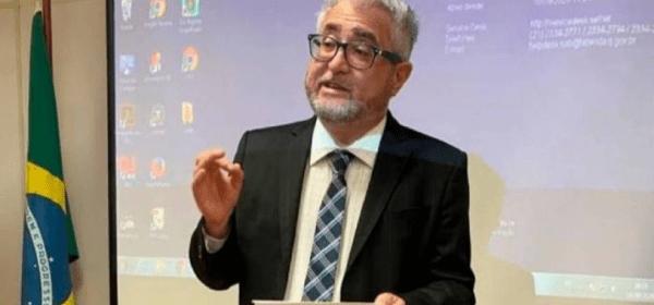 Novo controlador-geral do Estado do Rio, Francisco Ricardo Soares