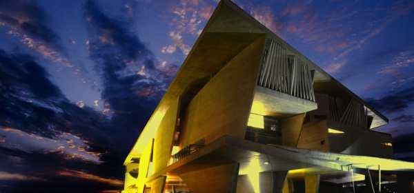 Cidade das Artes, sede da Riotur: dona de empresa acusada de pagar propina a Rafael Alves trabahou na empresa