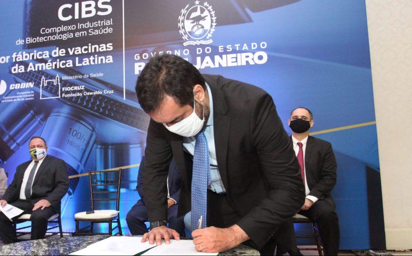 Coronavírus: governador Cláudio Castro descarta medidas restritivas