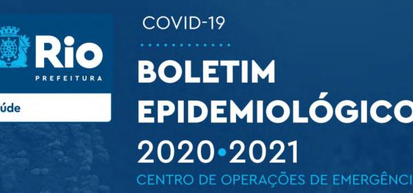 Boletins da prefeitura do Rio param de divulgar dados sobre testes de Covid