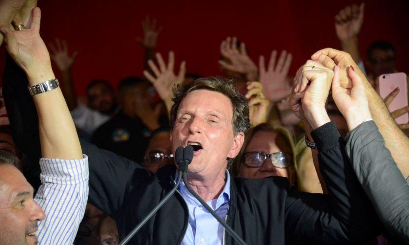 Ex-prefeito do Rio Marcelo Crivella recebeu 13 salário de 2020 em fevereiro