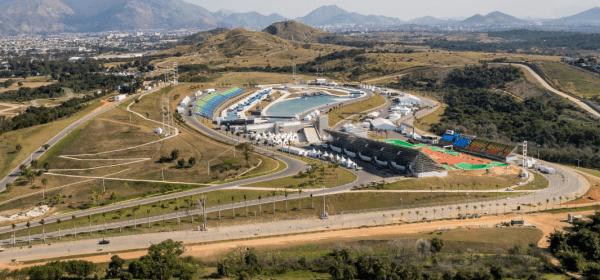 Complexo Esportivo de Deodoro: obra é alvo de ação do MPF
