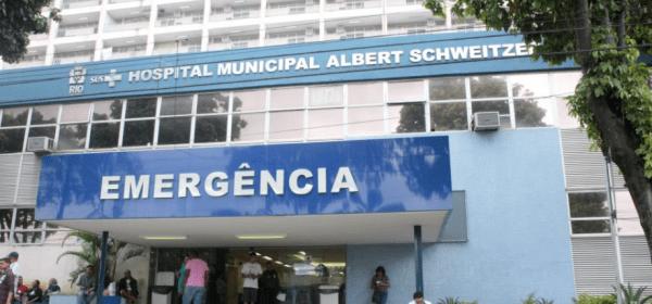 Pesquisa de 5 parágrafos decidiu contrato do Albert Schweitzer para a Viva Rio