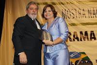 Blog do Bordalo Lula e Ana