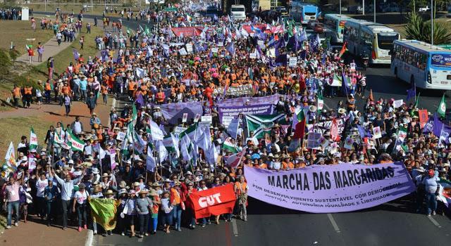 Blog do Bordalo 8aaea189c7 marcha das margaridas 2