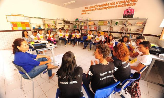 Blog do Bordalo Foto 1 Divulgação Seduc 18112017 Seduc promove Rodas de Conversas sobre Saúde e Cidadania em escolas da capital 1024x611 1
