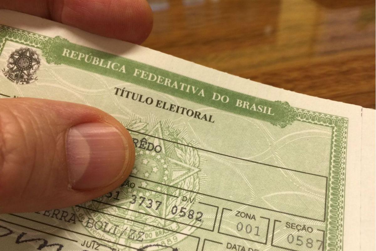 Foto: Divulgação/TSE