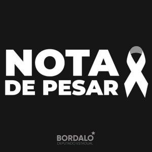 Blog do Bordalo nota de pesar 1200 800
