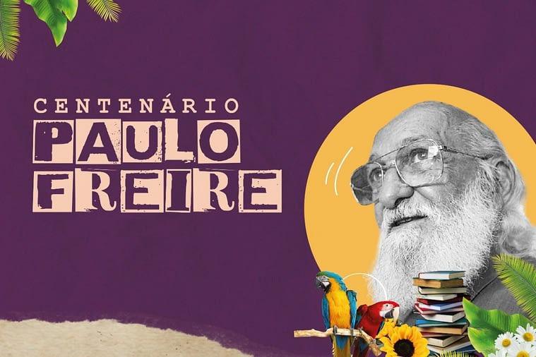Homenagens ao Centenário Paulo Freire terão início em setembro na Alepa