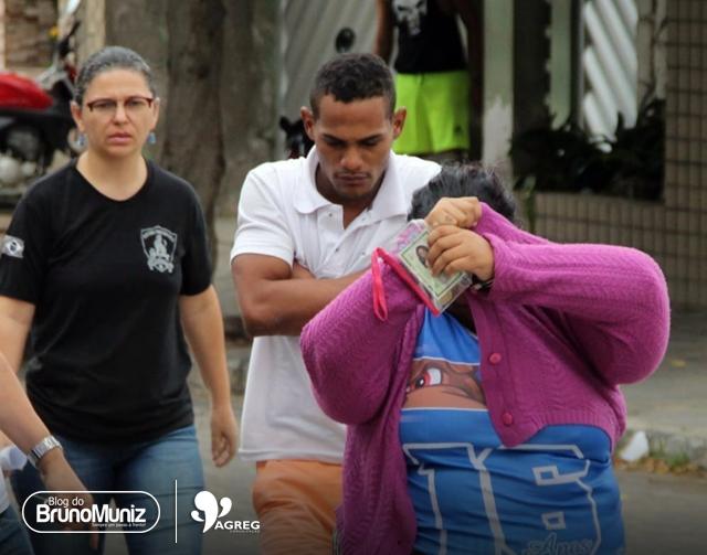 Mulher é flagrada tentando adentrar com drogas no presídio de Santa Cruz do Capibaribe