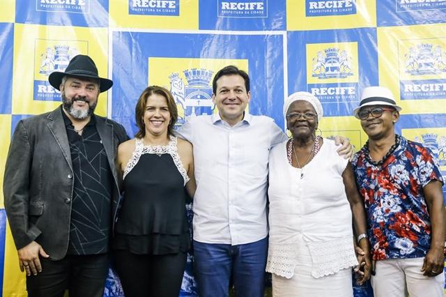 São João do Recife terá apenas artistas locais
