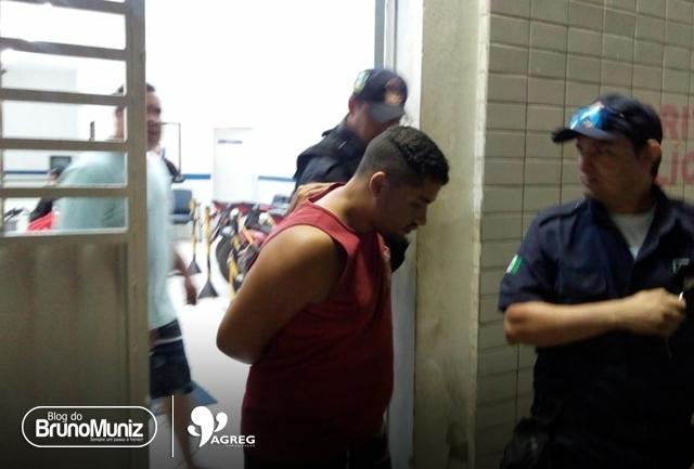 Três pessoas são detidas com armas de fogo em Santa Cruz do Capibaribe